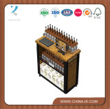 Shopping Mall Use Floor Wine Display Stand