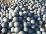 Forged Grinding Steel Ball (75MNCR material, Dia80mm)