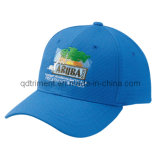 Fashion Constructed Canvas Embroidery Sports Golf Cap (TRB075)