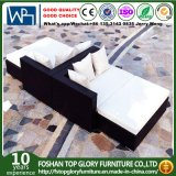 Rattan Sofas Outdoor Sun Bed Lounge Garden Furniture Patio Sofas Sets with Cushions