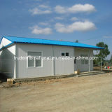 Color Steel Sandwich Panel Mobile/Modular/Prefabricated/Prefab House
