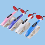 Dental LED Wireless Cordless Curing Light Lamp 1500mw/Cm2 Ml-15