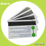 Magnet Cards, Stripe Card, Magnetic Stripe Card, for Payment (GYRFID)