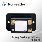 10-Bar LED Rl-Bi003 Digital Estado Battery Charge Indicator