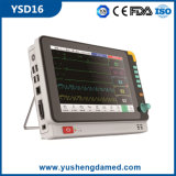 Ce Approved Hospital Equipment Multi-Parameter Portable Patient Monitor Ysd16