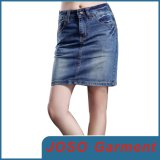 Women Classic Short Denim Skirts (JC2027)