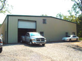 Prefab Car Garage (PH-46)