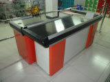 Supermarket Checkout Cash Register Counter Table
