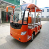 Chinese Cheap Price 8 Seats Sightseeing Bus Rsg-108A