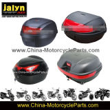 Two Helmets Available Sit Inside Motorcycle Luggage Box