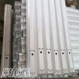 Aluminum Profile Machined for Industry with Punching CNC Machining
