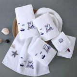 100% Cotton Hot Sale Best Selling Children Towels