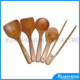 Kitchenware Bamboo and Wooden Spoon and Fork