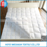 100% Cotton Down Feather Filled Quilted Mattress Cover