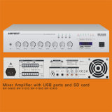 PA System Mixer Amplifier Bw-8060s Series