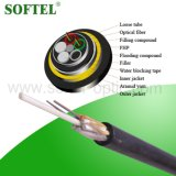 All Dieletric for Outdoor Aerial Application G652D ADSS Cable