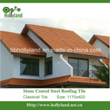Stone Coated Metal Roofing Tile (Classical Tile)