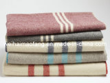 Woven Woolen 100%Wool Army Military Blanket (NMQ-WA001)