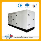 CHP Natural Gas Generator with 50-200kw Soundproof Shell and Strong Gas Engine