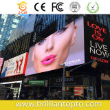 P10 Full Color Semi-Outdoor LED Screen for Shopping Guide