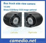 IR Night Vision Waterproof Bus/Truck Side View Camera 24V Sharp CCD/Sony CCD