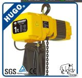 3 Ton Low Headroom Electric Chain Hoist with Remote Controller