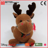 Christmas Day Plush Toy Reindeer