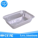 Disposable Food Storage Aluminum Foil Loaf Pan