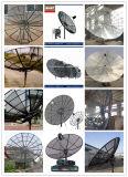 4 6 8 10 12 14 16FT Feet 1.8 2.4 3 3.7m C Band Satellite Aluminum Mesh HDTV Digital Outdoor Parabolic FTA GPS GSM Radio WiFi Car Radio Car Indoor Dish Antenna