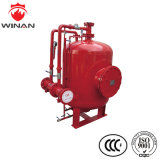 Vertical Carton Steel Foam Bladder Tank for Fire Fighting Equipment