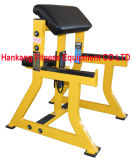 body building machine, gymnasium, hammer strength, Seated Arm Curl (HS-4018)