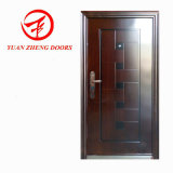 India Hot Sale Security Steel House Entry Door