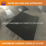 Chromium Carbide Hardfacing Wear Plate
