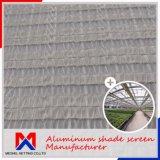 Shade Rating 55%~90% Fr Aluminum Shade Cloth for Greenhouse