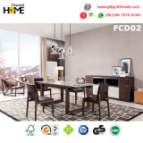Modern Dining Room Wooden Dining Table (FCD02)