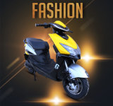72V20ah Battery 800W Motor 60km Distance Range Electric Motorcycle