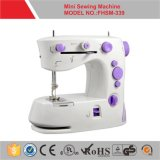 Mini Zigzag Electric Multifunction Domestic Sewing Machine with 4 Stitch Patterns
