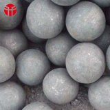 5.5 Inch High Hardness Forgrd Grinding Steel Ball for Zinc-Lead Mining Ore