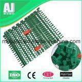 Stable Turning Flush Grid Modular Plastic Conveyor Belt (Hairise7960)