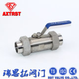 1PC Forged Floating Union Butt Welding Thread Ball Valve