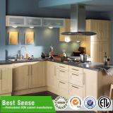 Modern Round Kitchen Cabinets European Style High Glossy Kitchen Cabinet
