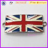 Wholesale Custom Metal Enamel UK Flag Charm
