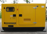 136kw/170kVA Cummins Soundproof Diesel Generator Set