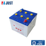 Dry Charged Battery Storage Car Battery Auto Battery 6tn100