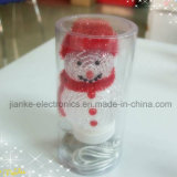 Christmas Snowman USB LED Light with Logo Print (5004)