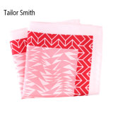 Fashionable Silk Polyester Printed Pocket Square Hanky Handkerchief (SH-103A)
