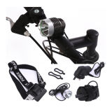 10 Watt LED Bicycle CREE Light with 1600 Lumens