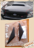 Carbon Fiber Headlamp Eyebrow for Subaru Forester 09th