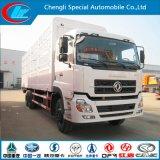 China Brand Food Van Truck Dongfeng 4X2 Transportation