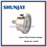 Liquid Filled Stainless Pressure Gauge